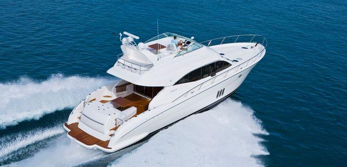 Maritimo A60 Aegean Flybridge (Fly / Motor Yacht)