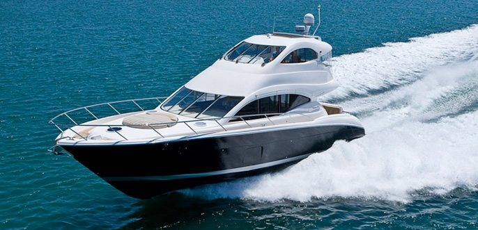 Maritimo A50 Aegan Enclosed (Fly / Motor Yacht)
