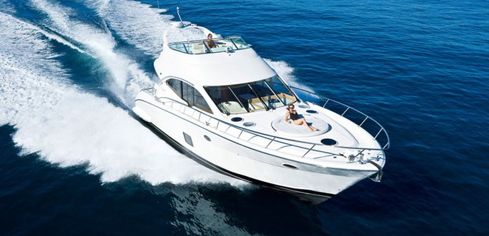 Maritimo A55 Aegan Flybridge (Fly / Motor Yacht)