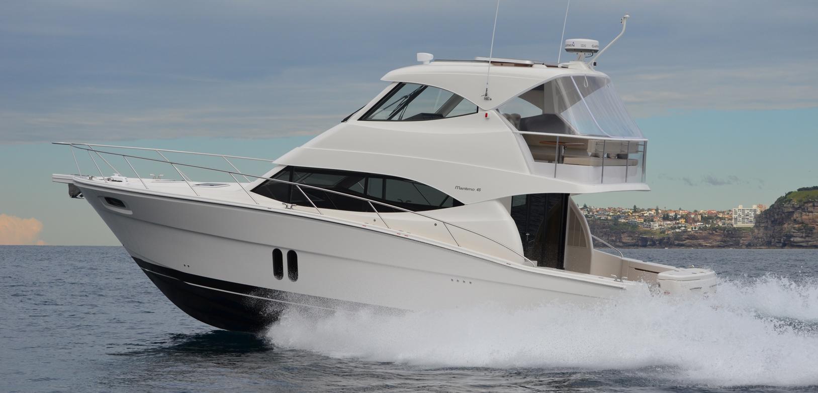 Maritimo 45 Cruising MY (Motor Yacht)