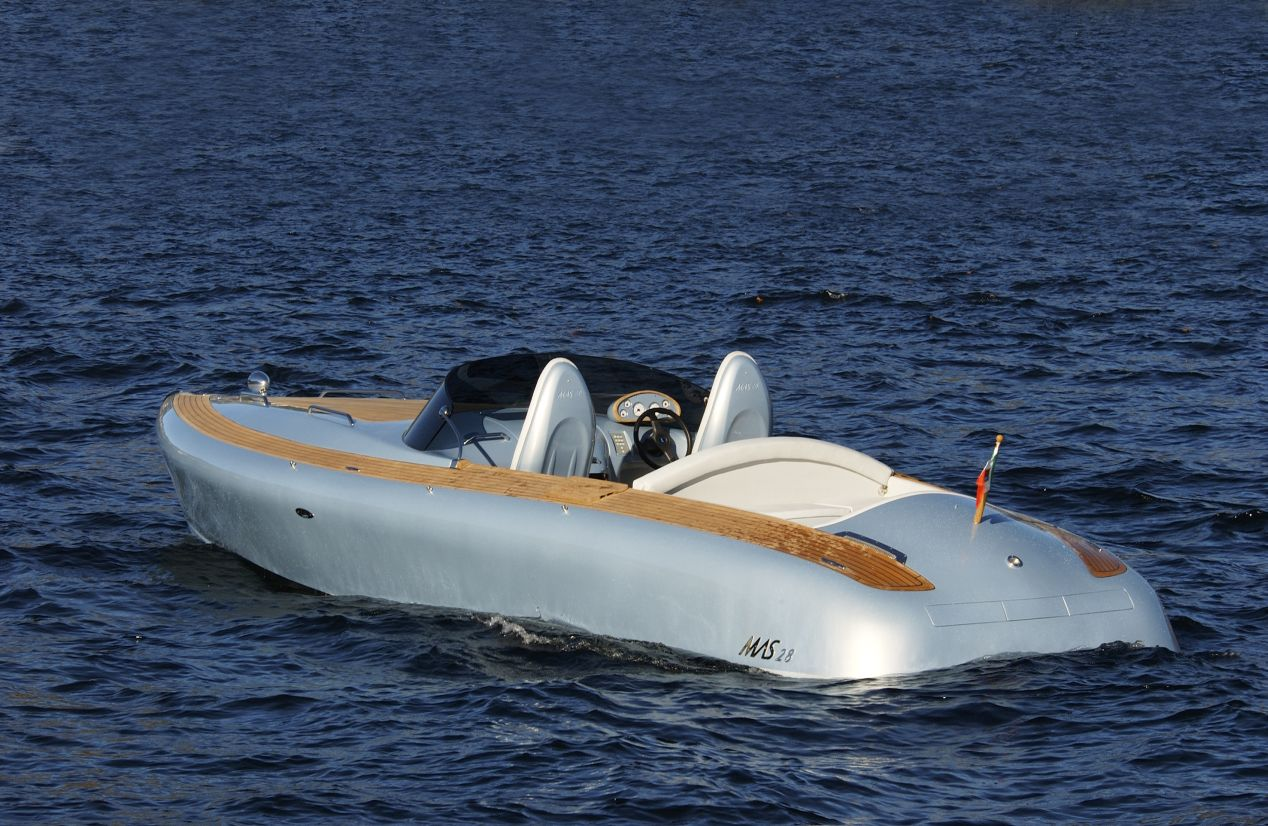 Mas Yachts MAS 28 Elegance (Runabout)