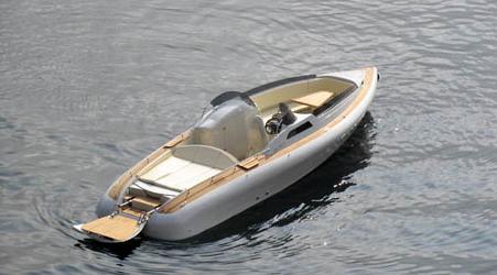Mas Yachts MAS 28 Tender (Runabout)