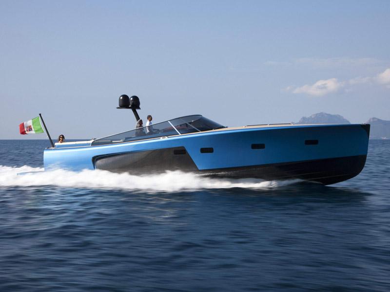 Maxi Dolphin 51 Power (Motor Yacht / Sport)