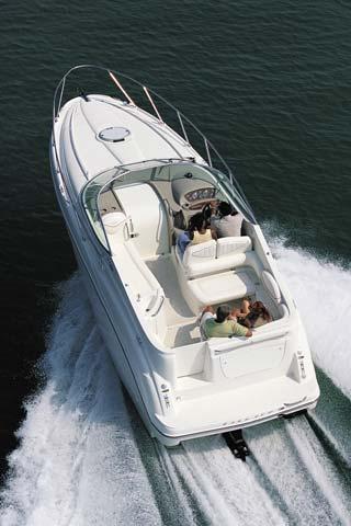 Maxum 2700 SE (Day cruiser)