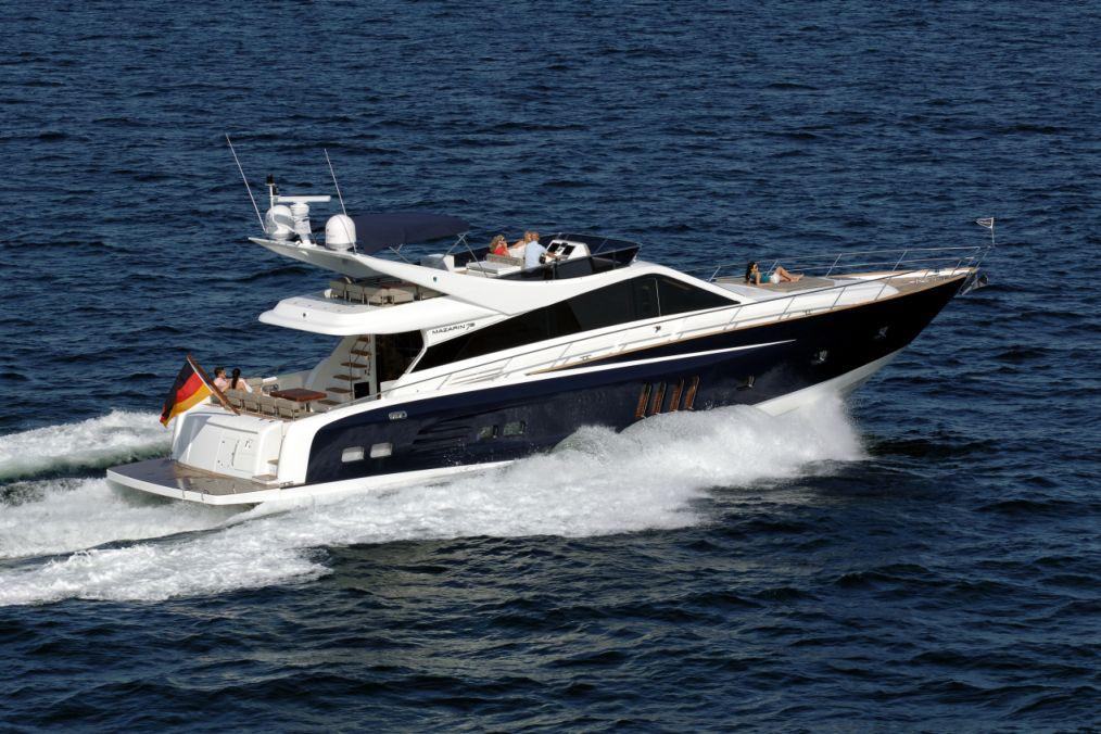 Mazarin Yachts 72 Sport (Fly / Motor Yacht)