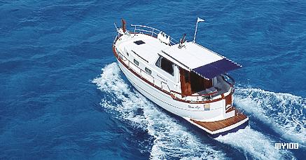 Menorquin 100 (Power Boat)