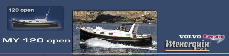 Menorquin 120 Open (Power Boat)