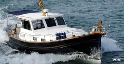 Menorquin 130 (Power Boat)