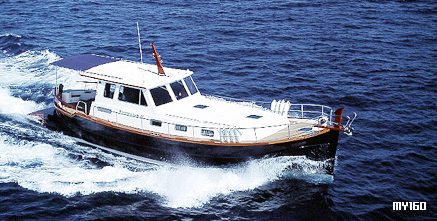 Menorquin 160 (Motor Yacht)