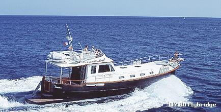 Menorquin 180 (Motor Yacht)