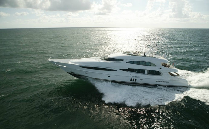 Millennium Superyachts 140 <strong>World is not Enough</strong> (Motor Yacht)