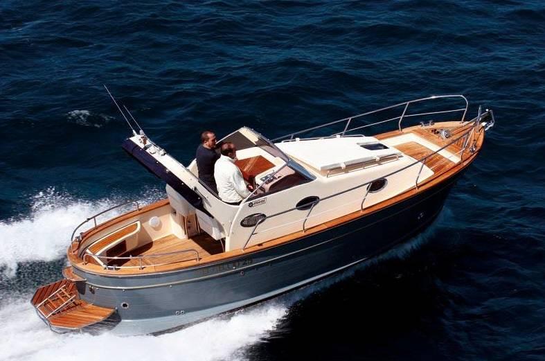 Mimi Libeccio 25 Cabin (Power Boat)
