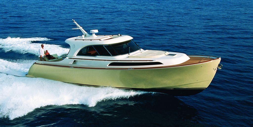Mochi Craft 51 Dolphin (Lobster / Motor Yacht)