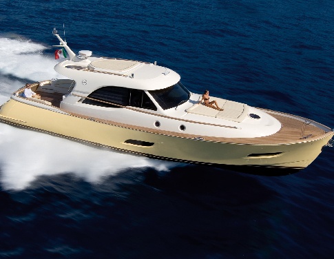 Mochi Craft 54 Dolphin (Lobster / Motor Yacht)