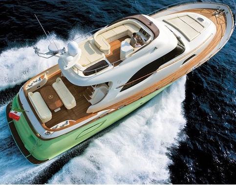 Mochi Craft 64 Dolphin Fly (Fly / Motor Yacht)