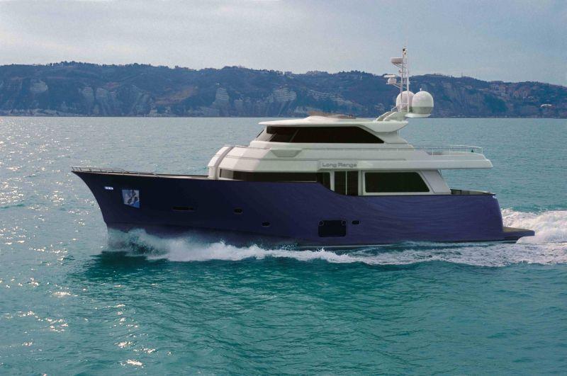 Mochi Craft 23 Long Range (Motor Yacht)