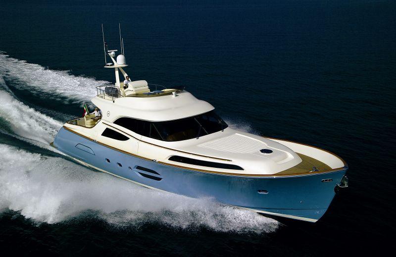 Mochi Craft MaxiDolphin 74 (Lobster / Motor Yacht)