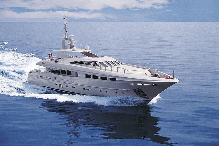 Mondomarine <strong>Streamline</strong> (Motor Yacht)