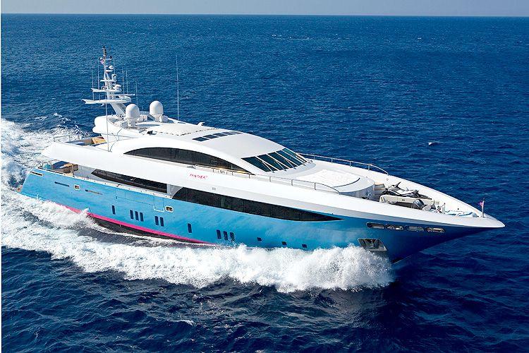 Mondomarine <strong>Panther 2</strong> (Motor Yacht)