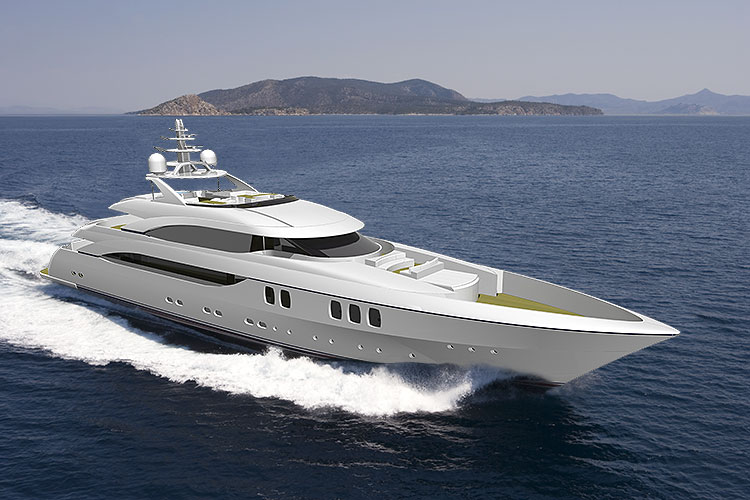 Mondomarine <strong>Toy A</strong> (Motor Yacht)