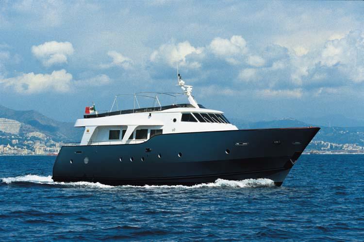 Mondomarine <strong>Alba Lady</strong> (Motor Yacht)