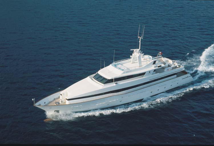 Mondomarine <strong>Antares</strong> (Motor Yacht)