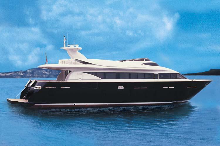 Mondomarine <strong>Azure</strong> (Motor Yacht)