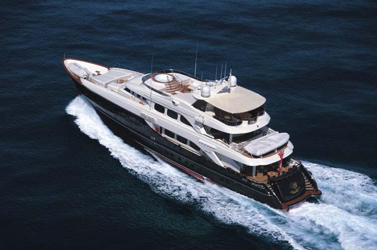 Mondomarine <strong>Blue Belle</strong> (Motor Yacht)