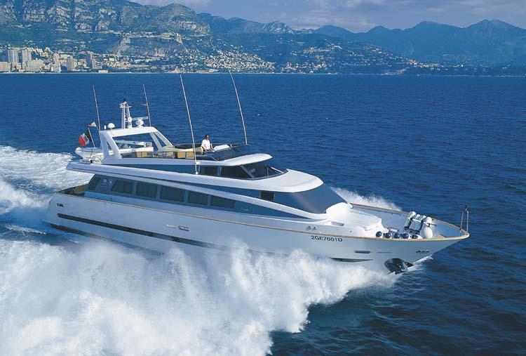 Mondomarine <strong>Ekim</strong> (Motor Yacht)