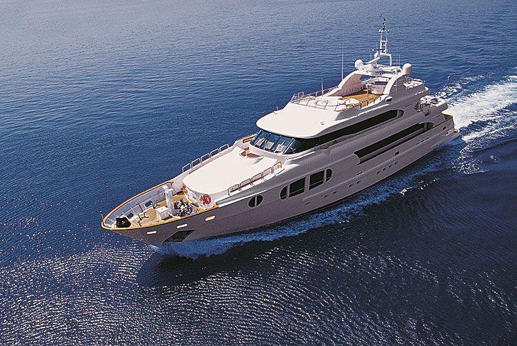 Mondomarine <strong>Kimberly II</strong> (Motor Yacht)