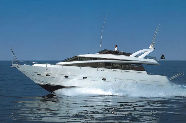 Mondomarine <strong>M60</strong> (Motor Yacht)