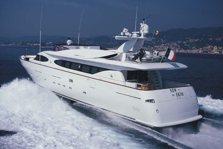 Mondomarine <strong>New Ekim</strong> (Motor Yacht)