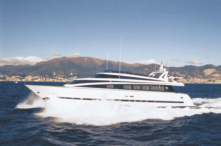 Mondomarine <strong>New York Lady</strong> (Motor Yacht)
