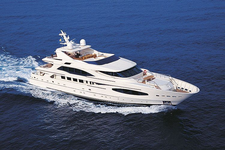 Mondomarine <strong>Princess Iolanthe</strong> (Motor Yacht)