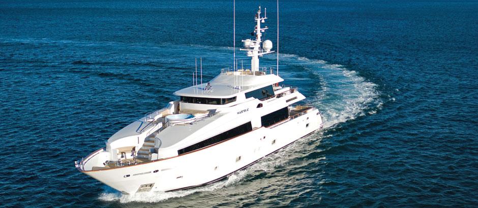 Monte Fino Yachts 122 <strong>Masteka 2</strong> (Motor Yacht)