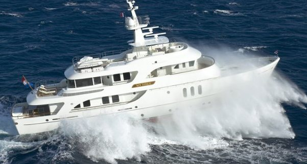Moonen 114 Explorer <strong>My Issue</strong> (Motor Yacht)