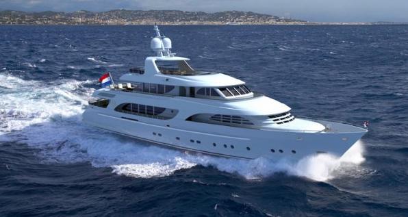 Moonen 124 (Motor Yacht)
