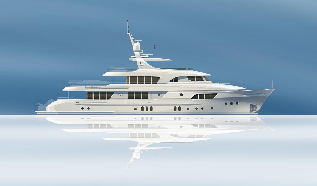 Moonen 137 (Motor Yacht)