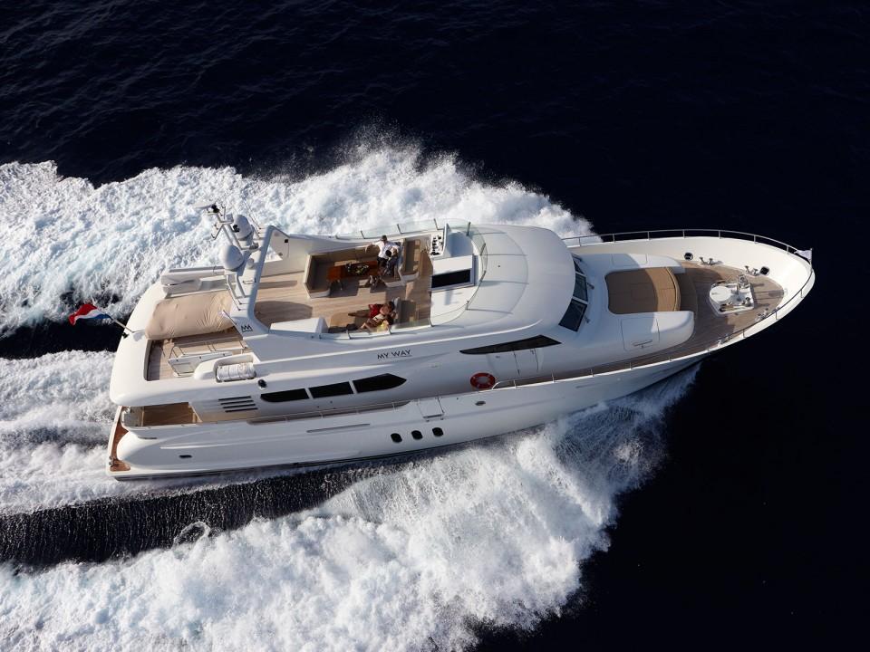 Moonen 82 (Motor Yacht)