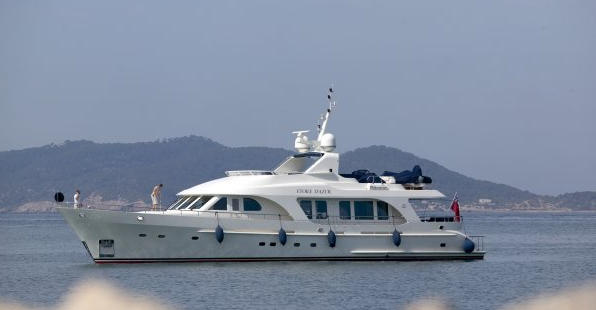 Moonen 84 <strong>Etoile d'Azur</strong> (Motor Yacht)