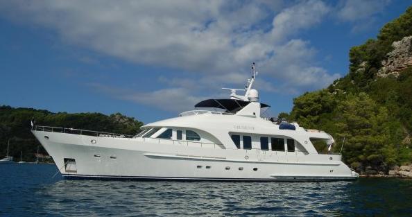 Moonen 84 <strong>Far Niente</strong> (Motor Yacht)