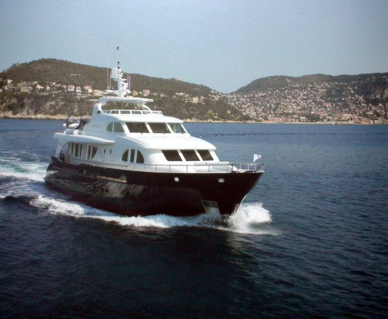 Moonen 96 <strong>Clementine</strong> (Motor Yacht)