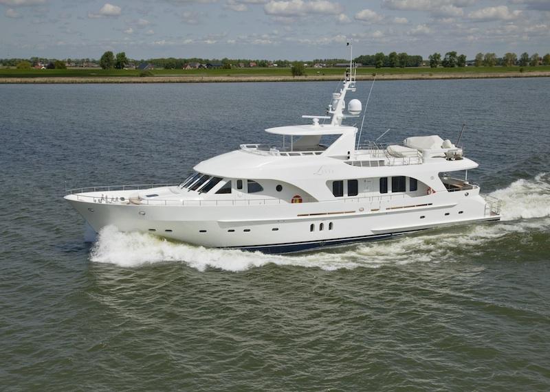 Moonen 97 <strong>Livia</strong> (Motor Yacht)