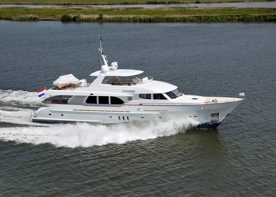 Moonen 99 <strong>Phoebe</strong> (Motor Yacht)