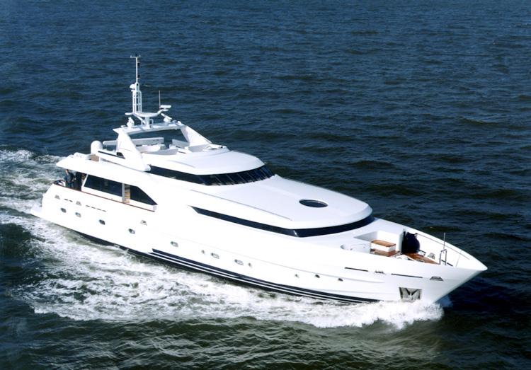 Moonen <strong>Bonita J</strong> (Motor Yacht)