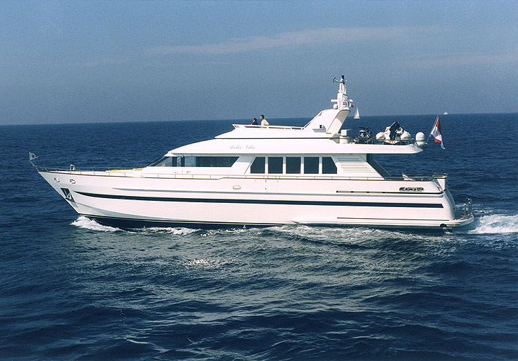 Moonen <strong>Dolce Vita</strong> (Fly / Motor Yacht)