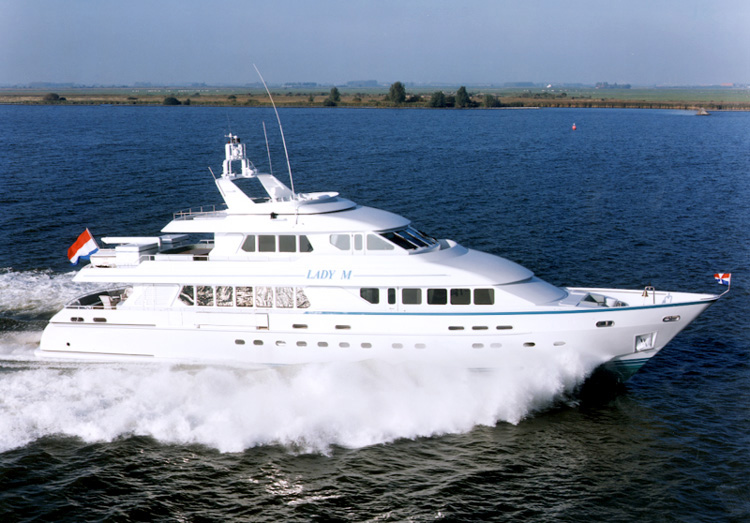 Moonen <strong>Lady M</strong> (Motor Yacht)