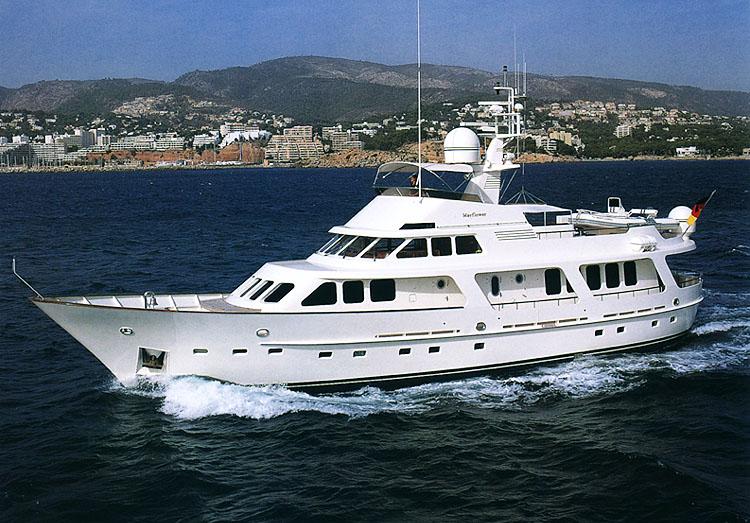 Moonen <strong>Mayflower</strong> (Fly / Motor Yacht)