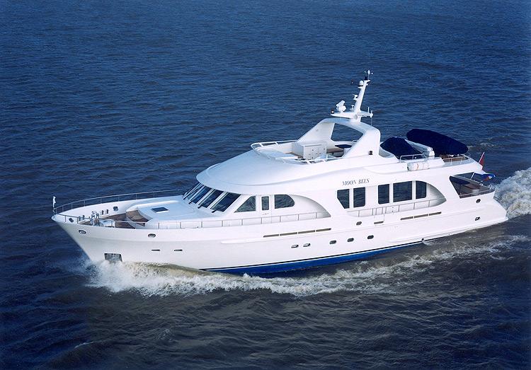 Moonen 84 <strong>Moon Bels</strong> (Motor Yacht)