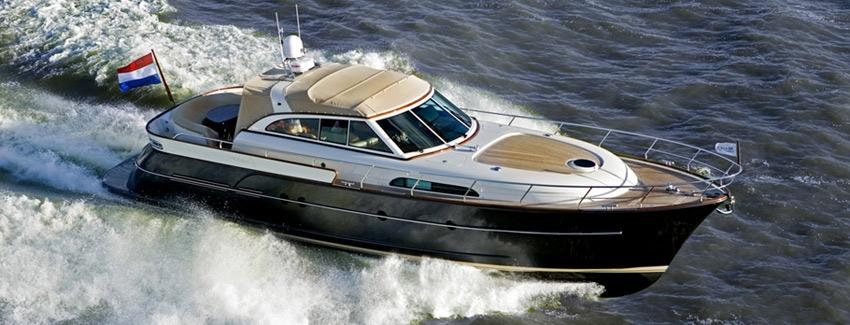 Mulder Shipyard 54 Open (Motor Yacht)